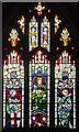 TF3666 : East window, St Michael and All Angels church, Mavis Enderby by Julian P Guffogg