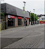 SS9079 : Home Bargains in Bridgend town centre by Jaggery