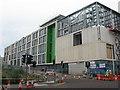 NT2472 : New Boroughmuir High School on Viewforth by M J Richardson