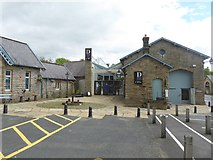 SD8789 : Dales Countryside Museum, Hawes by Oliver Dixon