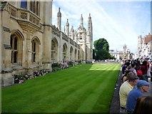 TL4458 : Keep off the grass by Richard Humphrey