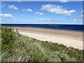 NU2423 : Beach at Embleton Bay by PAUL FARMER