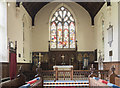 TL4090 : St Mary, Doddington -  Sanctuary by John Salmon