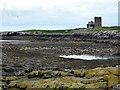 NU2337 : Cottage and Beacon, Brownsman Island by PAUL FARMER