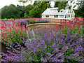 SJ8383 : Quarry Bank Mill gardens by Chris Gunns