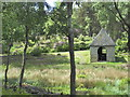 NU0801 : Thatched Boat House, Cragside by PAUL FARMER