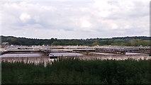 SE1839 : Esholt sewage works: filter beds by Stephen Craven