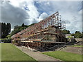 NU0602 : Greenhouse, Cragside by PAUL FARMER