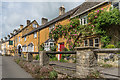 SP1634 : Crown Inn, Hill View and Jasmine Cottage by Ian Capper