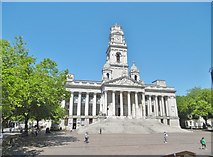 SU6400 : Portsmouth Guildhall by Mike Faherty