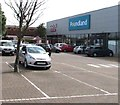 ST2077 : Poundland in City Link Retail Park, Cardiff by Jaggery
