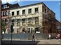 SK5739 : 41 Pilcher Gate, Nottingham by Alan Murray-Rust