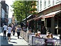 SK5739 : Summer in the City – Carlton Street by Alan Murray-Rust