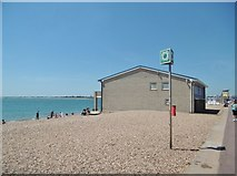 SZ6398 : Southsea Rowing Club by Mike Faherty