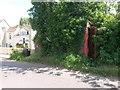 ST9128 : Newtown: a hidden phone box by Chris Downer
