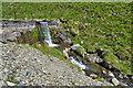 SD6794 : Weir, Hobdale Beck by Mick Garratt