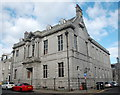 NJ9305 : Masonic Temple, Crown Street, Aberdeen by Bill Harrison