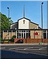 TQ2795 : Brookside Methodist Church, East Barnet by Julian Osley