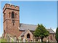 NY5439 : Parish Church of St Nicholas, Lazonby - June 2017 (2) by The Carlisle Kid