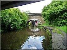 SD8639 : Bridge 143, Lock 49 and Bridge 143A by Christine Johnstone