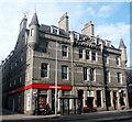 NJ9406 : St Magnus Court, Guild Street, Aberdeen by Bill Harrison