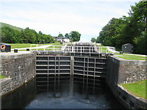 NN1176 : Neptune's Staircase, Caledonian Canal by G Laird