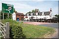 SE6425 : The Comus Inn by Trevor Littlewood