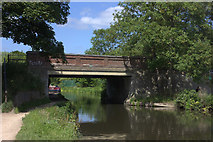 TL0506 : Bridge 151. Two Waters Bridge by Robert Eva