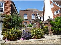 TQ9220 : The former Independent Chapel, Rye by Marathon