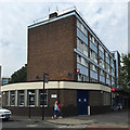 TQ3277 : Maisonettes over shops, Gateway Estate, Walworth, south London by Robin Stott
