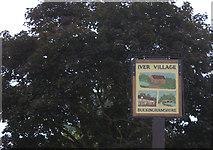 TQ0381 : Iver village sign by Robert Eva