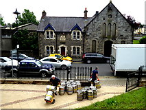 H4472 : Beer delivery, Omagh by Kenneth  Allen