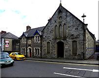 H4472 : Trinity Presbyterian Church Hall, Omagh by Kenneth  Allen