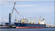 J3576 : The 'Nordpol' at Belfast by Rossographer