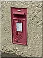 SK4042 : Rose and Crown, Smalley, postbox, ref DE7 1345 by Alan Murray-Rust