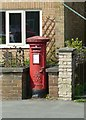 SK3944 : Horsley Woodhouse So postbox, ref DE7 261 by Alan Murray-Rust