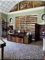 ST7734 : Stourhead House, The Library (2) by David Dixon