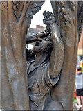 SP0343 : Eof's Statue by David Dixon