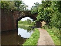 SO8171 : Mitton railway bridge - Stourport by Chris Allen