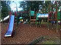 SJ4696 : Children's Play Area by David Dixon
