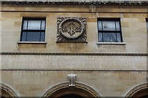 ST5673 : Old signage at The Ivy Brasserie, Clifton by Richard Hoare