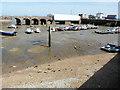 TR2335 : Low tide, Inner Harbour by John Baker