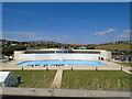 TQ3801 : Saltdean Lido - Newly re-opened by Paul Gillett