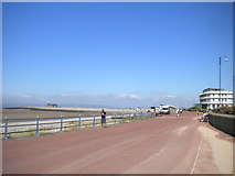 SD4264 : Promenade, Morecambe by Richard Vince