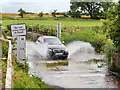 SO9448 : Crossing the Ford by David Dixon