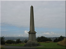 SE1734 : The Joseph Smith Obelisk, Undercliffe Cemetery by Stephen Armstrong