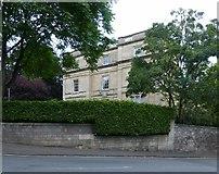 ST5773 : Dyrham Court, Clifton Park by Alan Murray-Rust