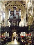 SX9292 : Exeter Cathedral [4] by Michael Dibb