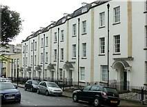 ST5773 : Park Place, east side by Alan Murray-Rust