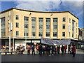 ST5973 : 'Select' store, Broadmead shopping precinct, Bristol by Robin Stott